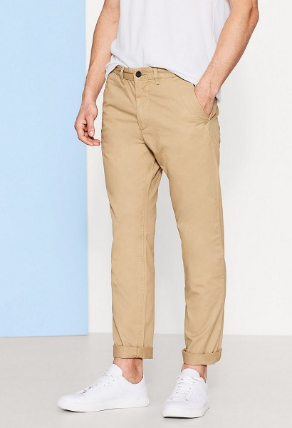 Pants woven basic chino reg