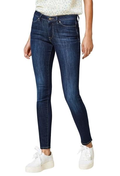 jean en coton bio et coupe skinny