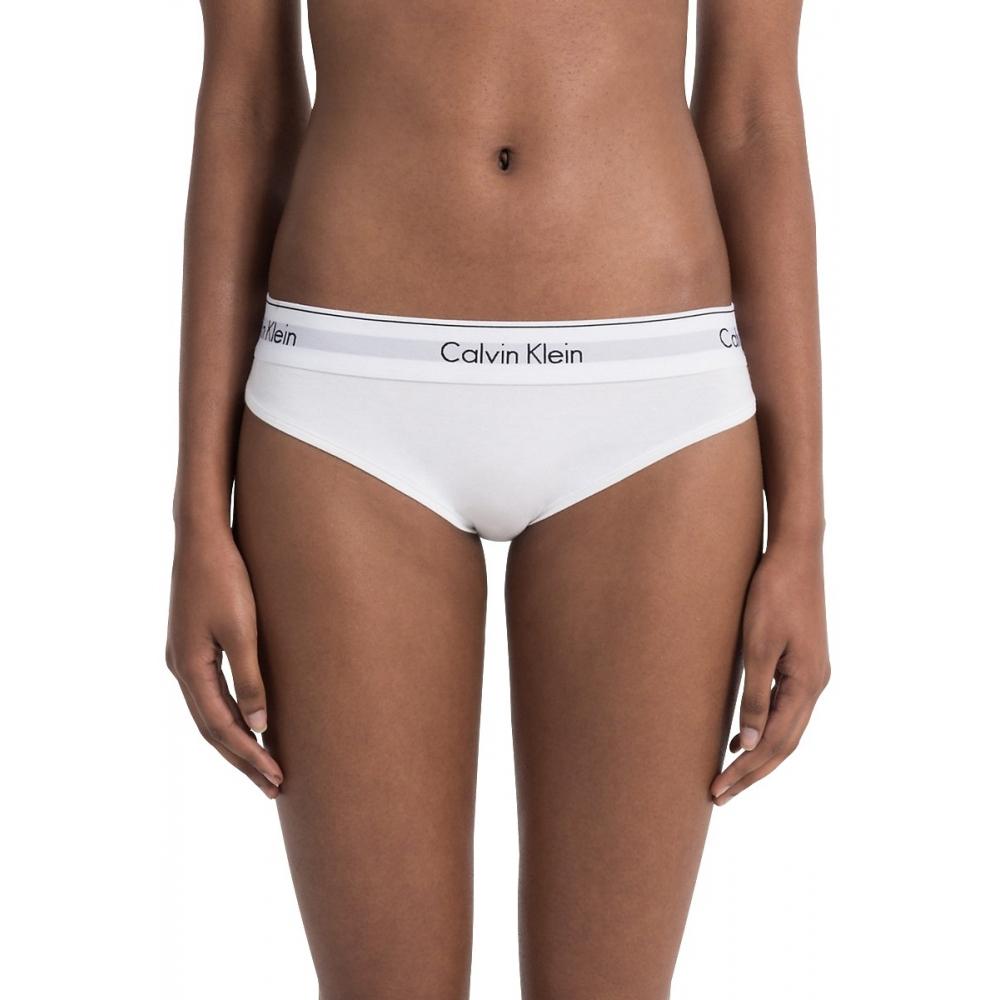 Culotte bikini Femmes Calvin klein 0000F3787E-100 - Happy Dressing b76501c9017