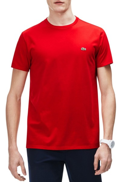 Tshirt col rond coton pima jersey