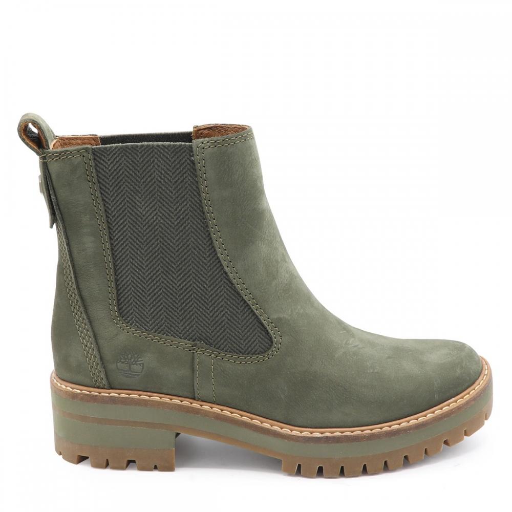 Boots courmayeur Femmes Timberland CA1J5U Happy Dressing