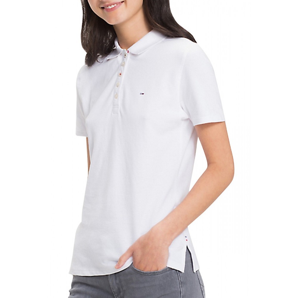 TOMMY HILFIGER Polo MC slim Polo manches courtes