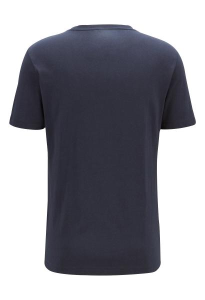 Teeshirt TALES Bleu foncÉ