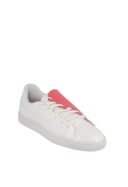 Basket CRUSH Blanc/rouge