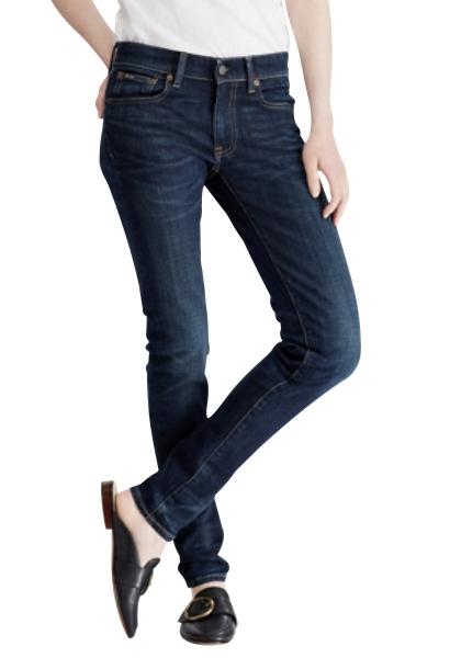 Jean skinny stretch TOMPKINS Brut brut