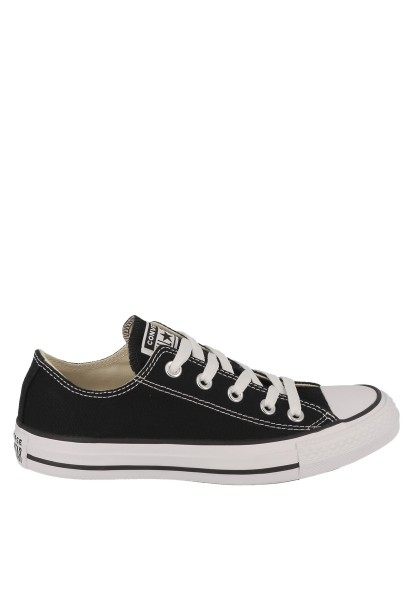 Basket toile basse ALL STAR OX Noir