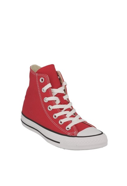 Basket toile haute ALL STAR HI Rouge