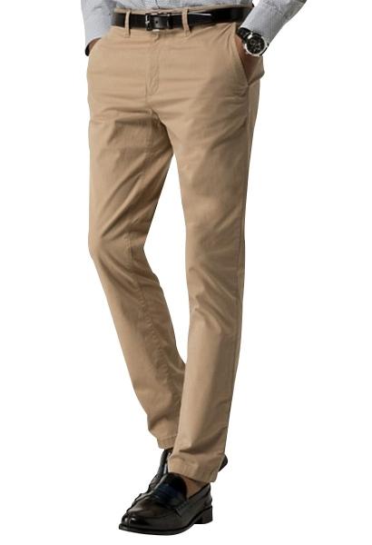 Pantalon classique droit