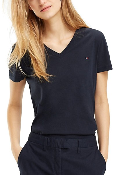 Teeshirt manches courtes col V HERITAGE