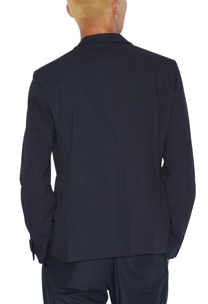 Veste blazer 2 boutons Bleu marine