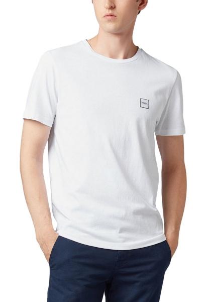 Teeshirt logo basic TALES Blanc