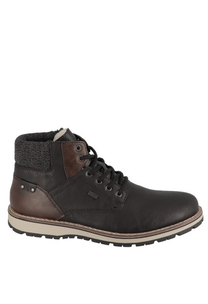 Boots TAMBURO Noir/marron