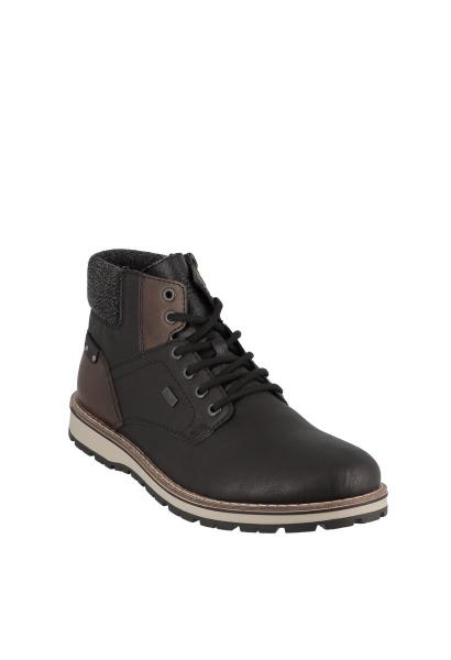 Boots TAMBURO Noir/marron