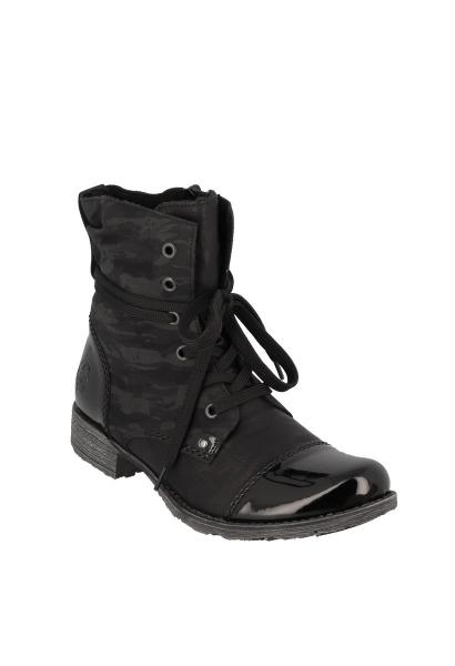 Boots SOFTLACK Noir