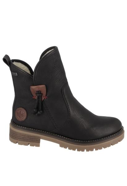 Boots EAGLE Noir
