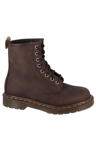 Boots 1460 CRAZY HORSE Chocolat
