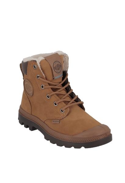Boots PAMPA SPORT WPS Chocolat