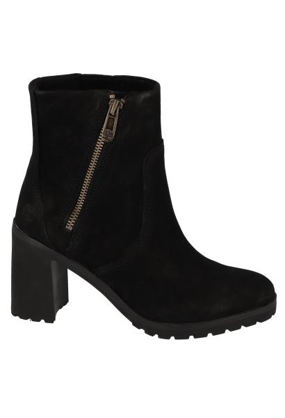 Boots talon haut 8 cm ALLINGTON Noir