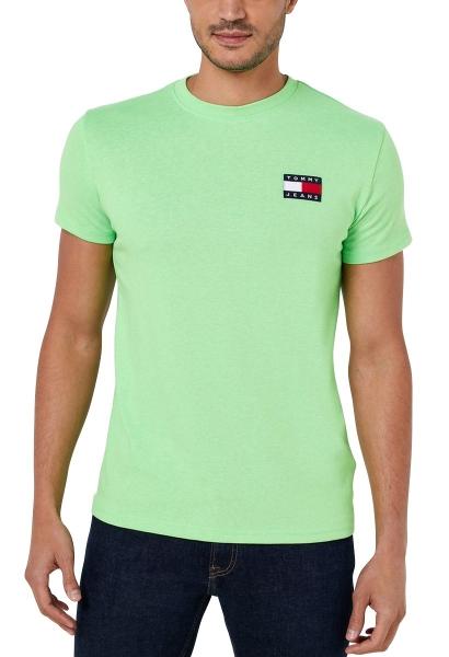 Tee shirt manches courtes logo BADGE NEON